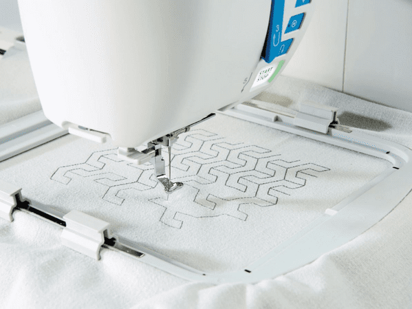 Janome Atelier 9 Sewing & Embroidery Combination Machine